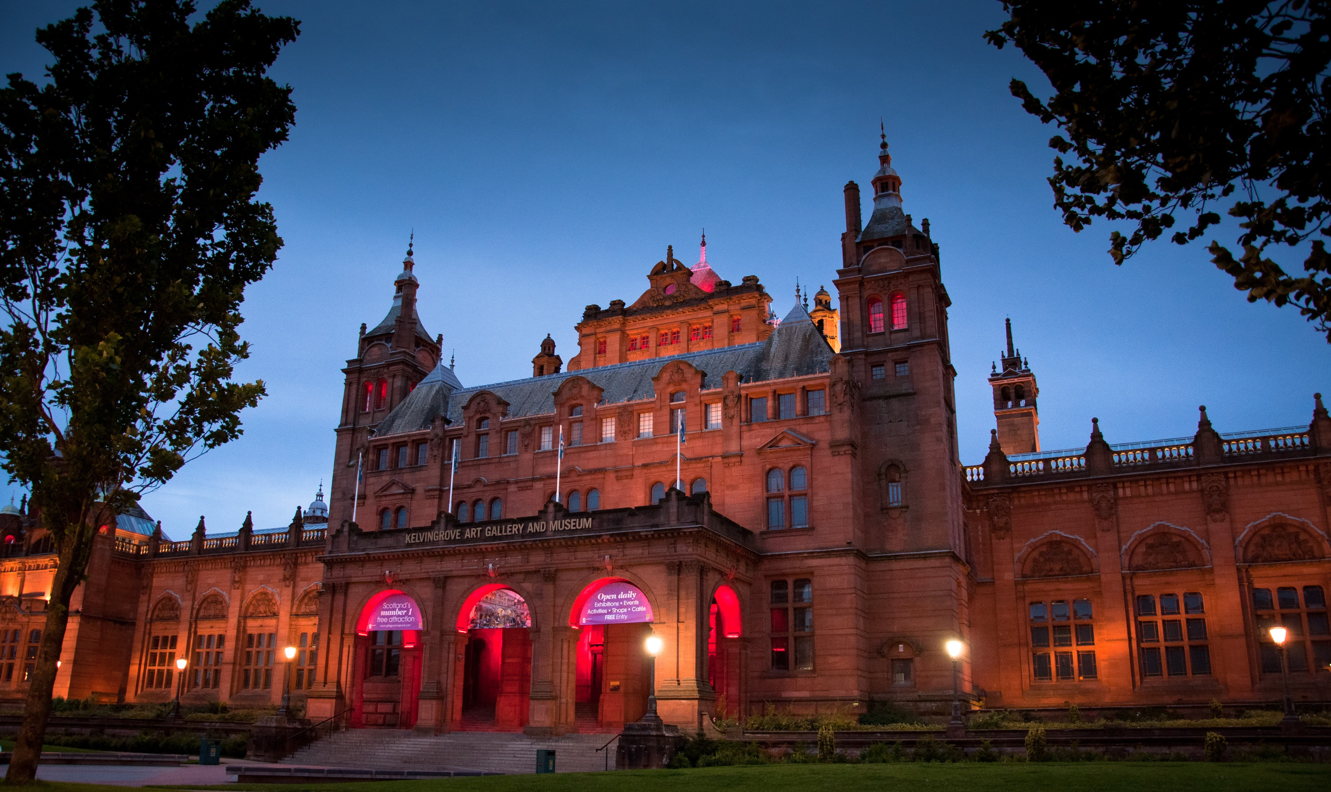 Kelvingrove Art Galleries & Museum