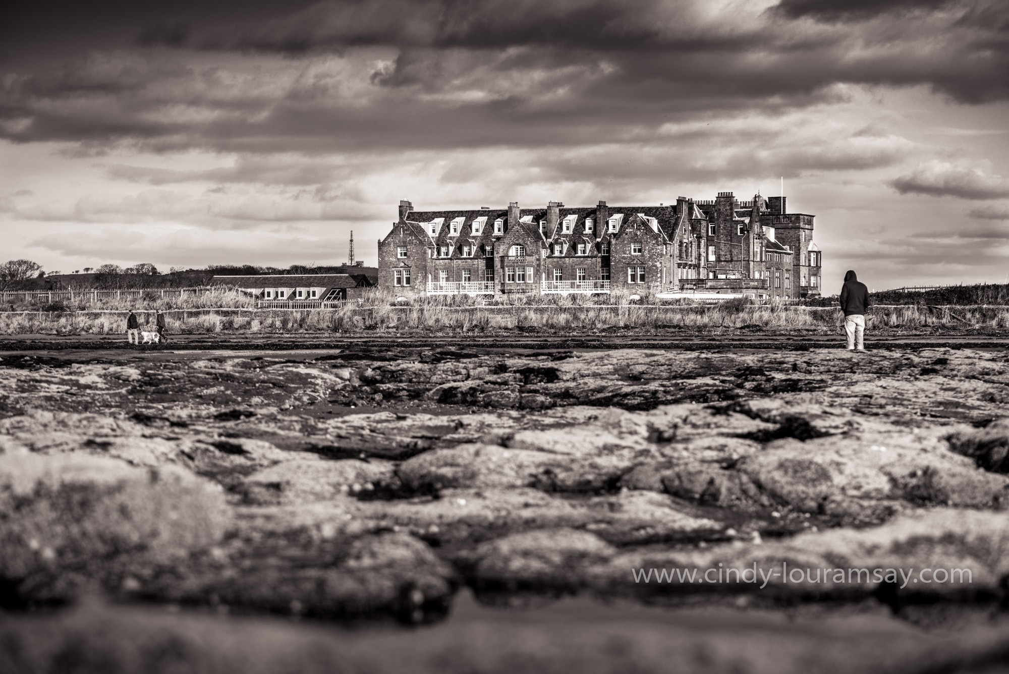 The Marine Hotel, Troon, Scotland